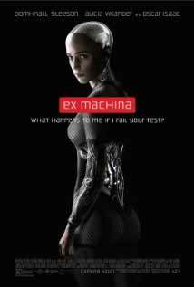 Ex Machina 2015 Full HD Movie Watch Online Free