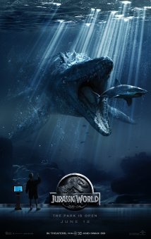 Jurassic World 2015 Full Movie Free Download