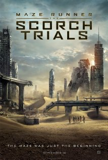 Maze Runner: The Scorch Trials 2015 Full Movie Free Download