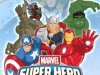 Marvels Super Hero Adventures Frost Fight 2015 Movie Free Download HD