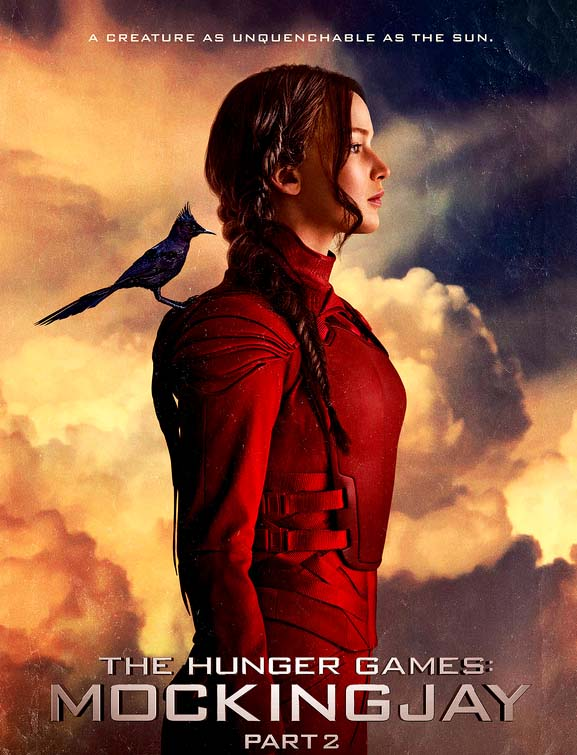 The Hunger Games: Mockingjay - Part 2 2015 Movie Free Download HDTS