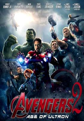 Avengers 2: Age of Ultron 2015 3D Movie Free Download BluRay