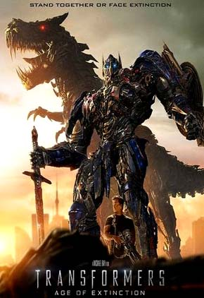 Transformers: Age of Extinction BluRay Movie Free Download 720p
