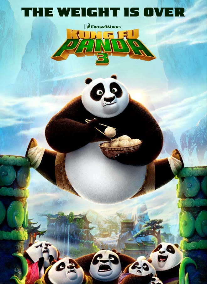 Kung Fu Panda 3 2016 Full Movie Watch Online Free