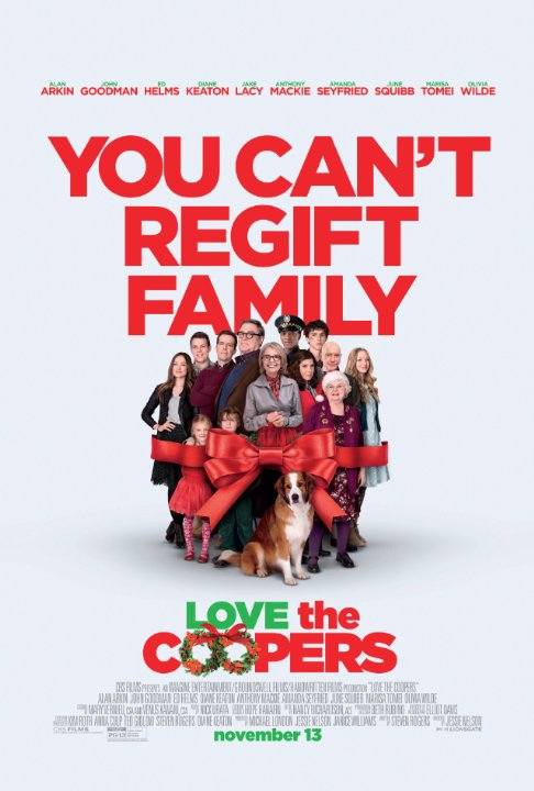 Love the Coopers 2015 Full Movie Free Download