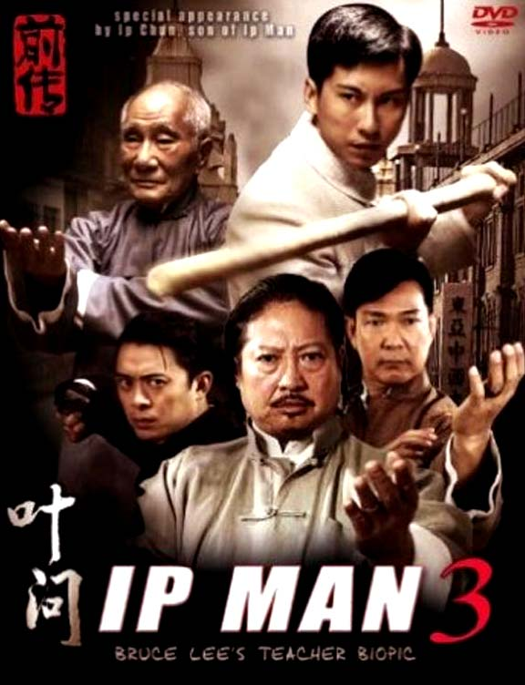 Ip Man 3 2015 Full Movie Free Download HD