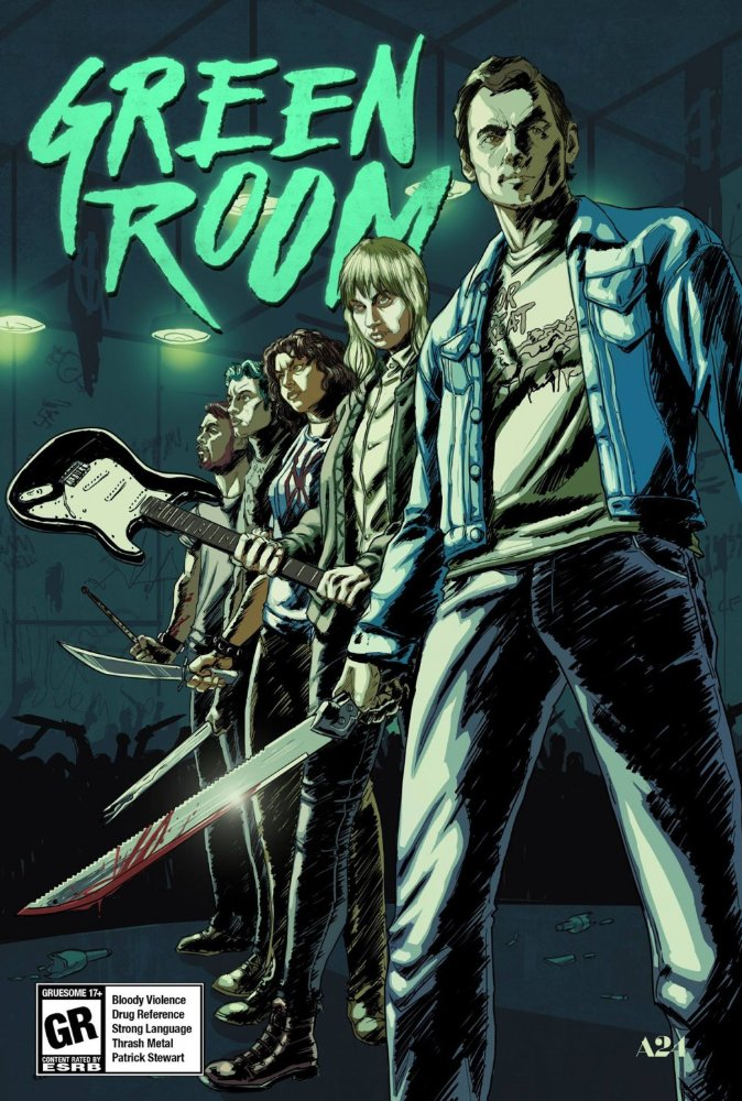 Green Room 2015 Full Movie Free Download