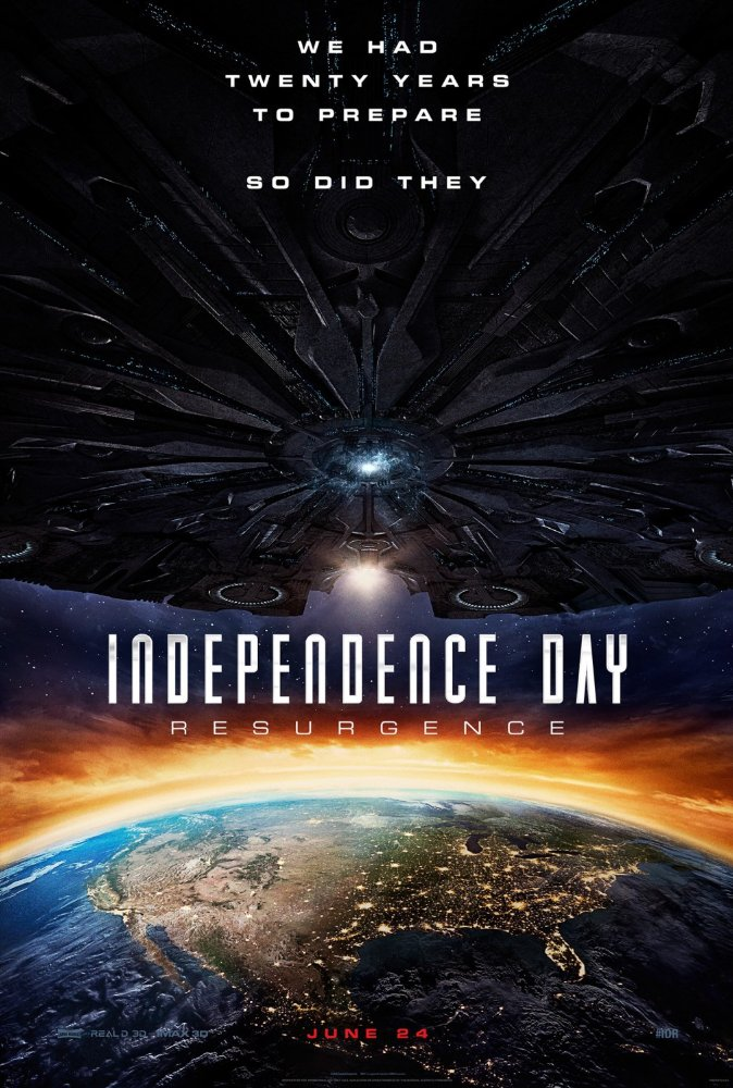 Independence Day: Resurgence 2016 Full Movie Free Download