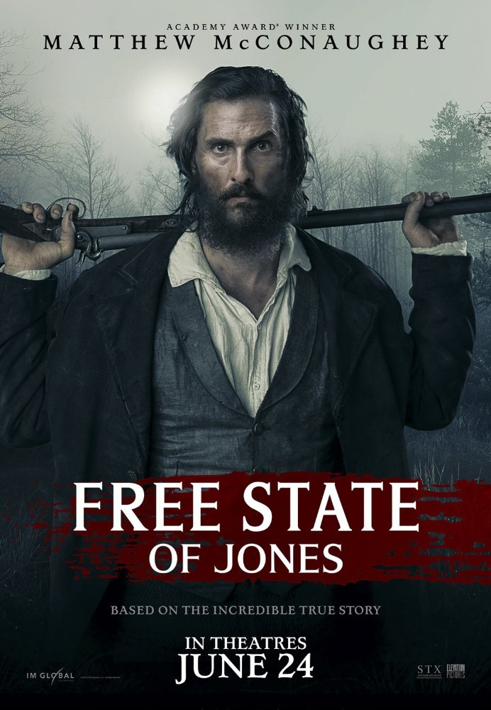 Free State of Jones 2016 Full Movie Free Download