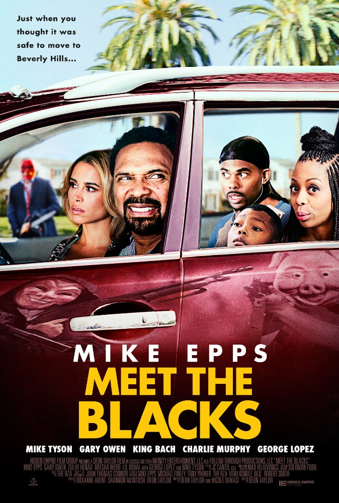 Meet the Blacks 2016 Full Movie Free Download
