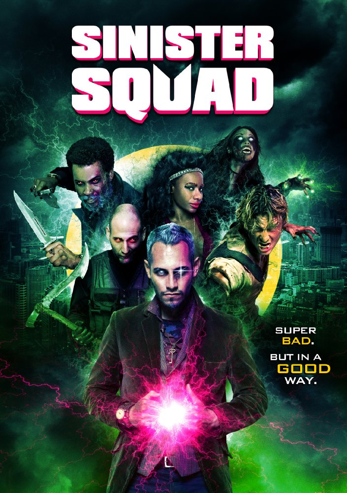 Sinister Squad 2016 Full Movie Free Download
