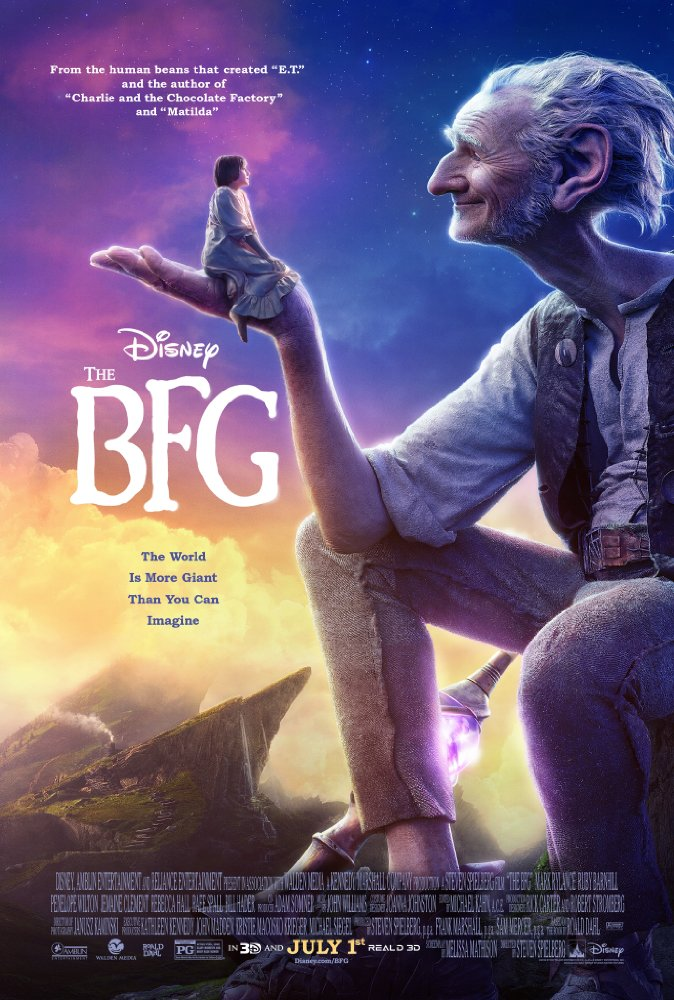 The BFG 2016 Full Movie Free Download