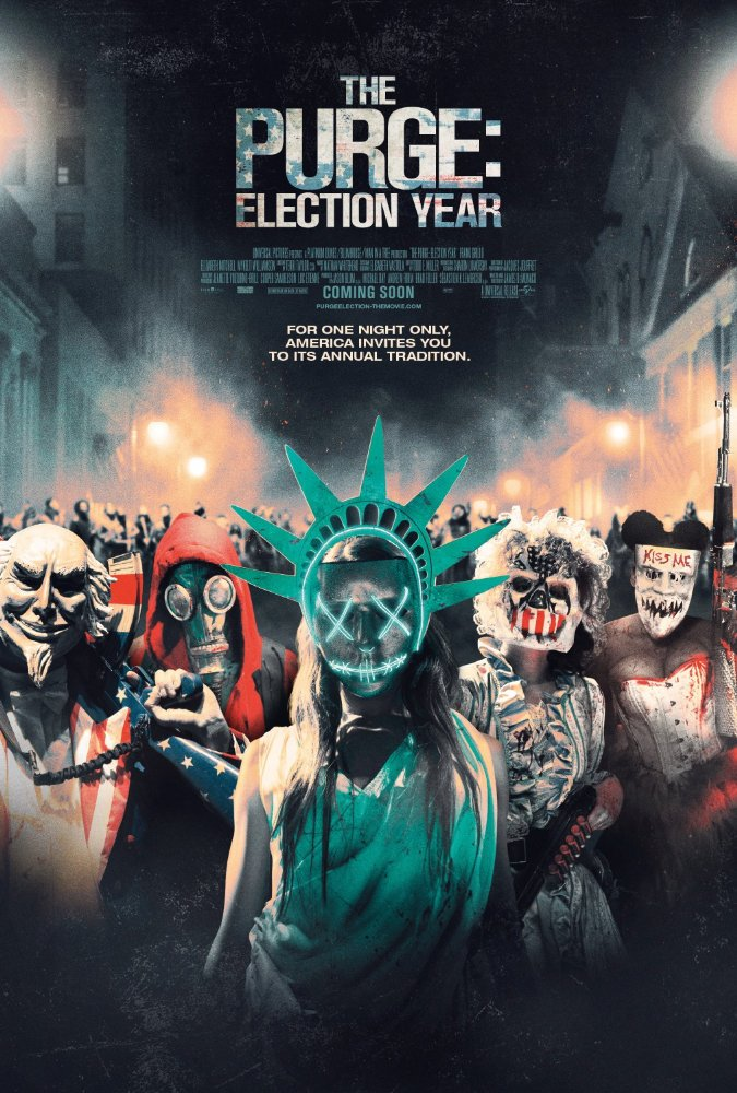 The Purge: Election Year 2016 Full Movie Free Download