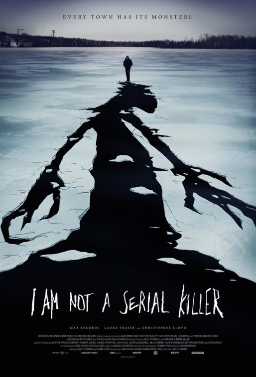 I Am Not a Serial Killer 2016 Full Movie Free Download