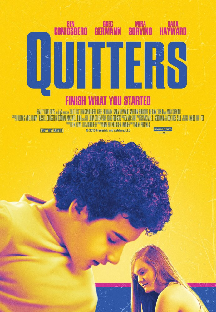 Quitters 2016 Full Movie Free Download