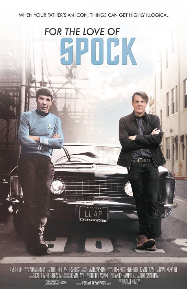 For the Love of Spock (2016) Full Movie Free Download