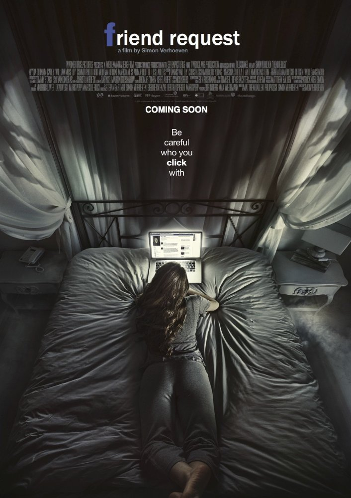 Friend Request 2016 Full Movie Free Download