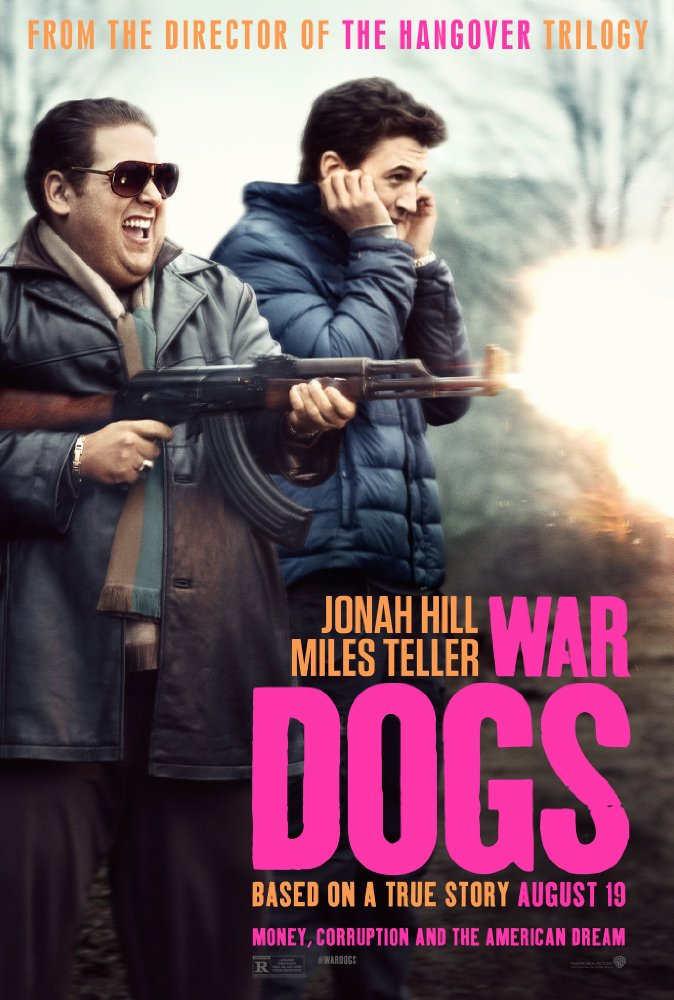 War Dogs 2016 Full Movie Free Download
