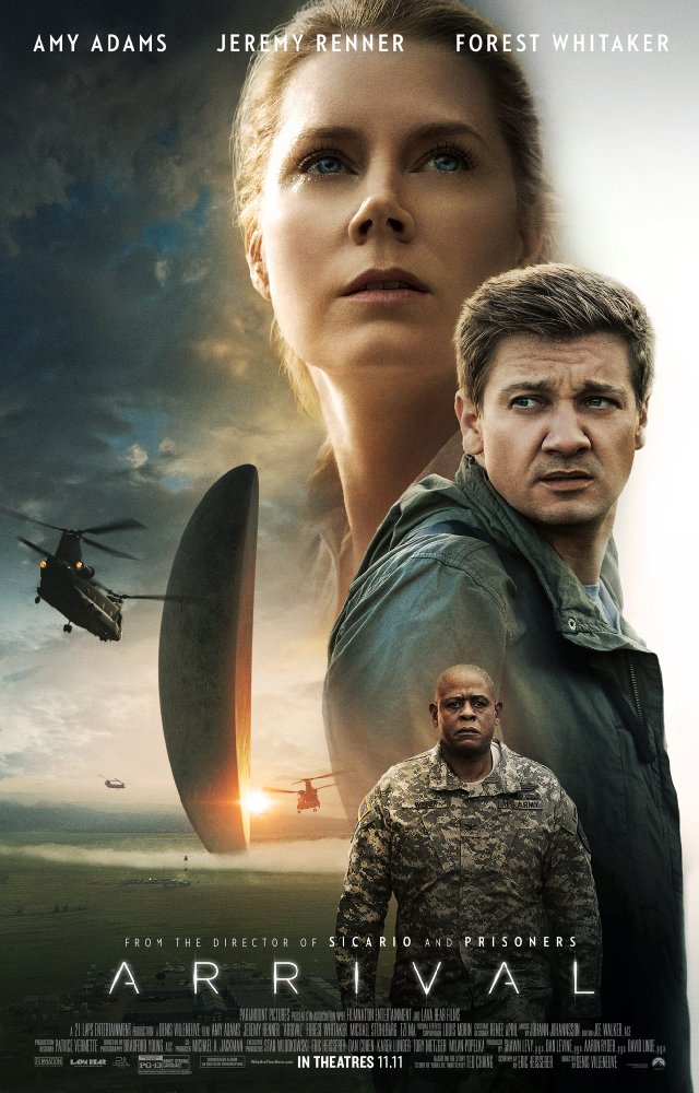 Arrival 2016 Movie Free Download HD
