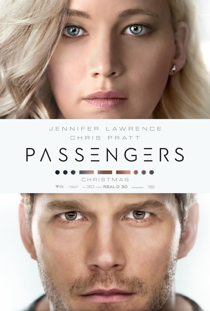 Passengers 2016 Movie Free Download HD