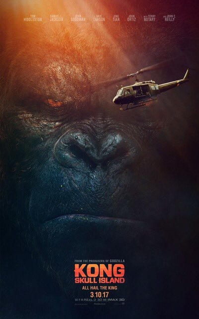 Kong: Skull Island 2017 Movie Free Download HD
