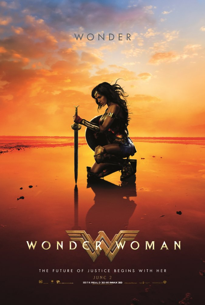Wonder Woman 2017 Movie Free Download HD