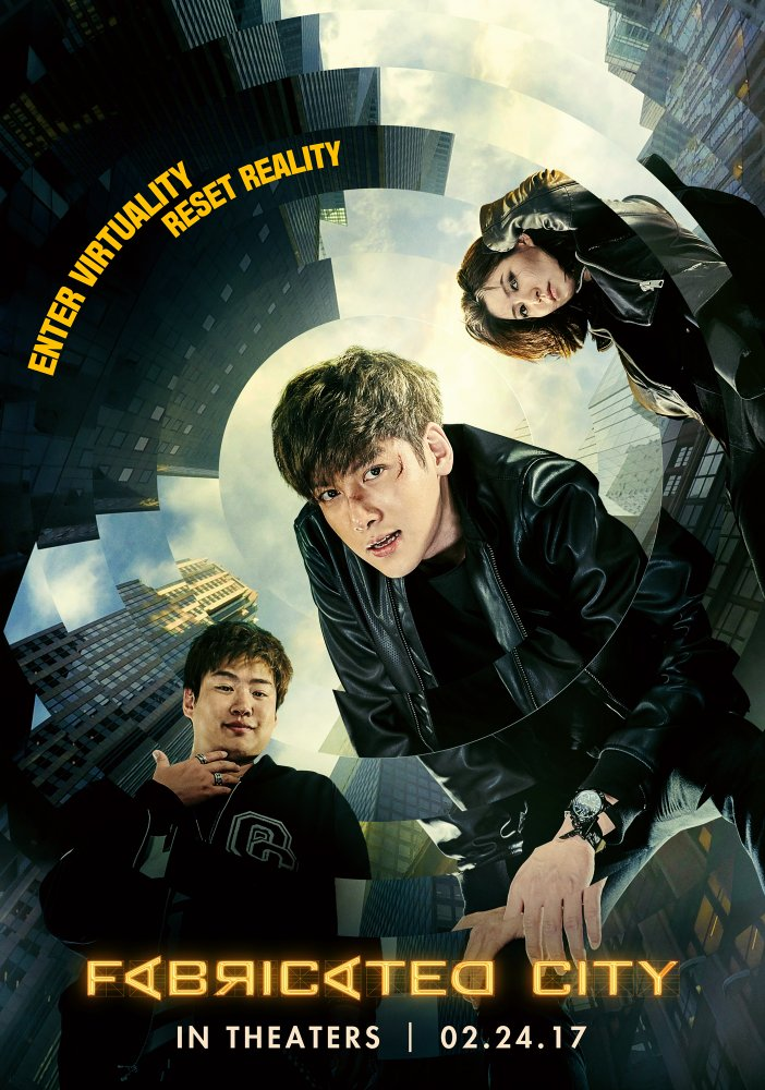 Fabricated City 2017 Movie Free Download HD Online