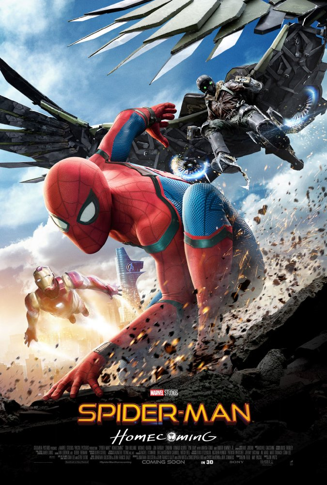 Spider-Man: Homecoming 2017 Movie Free Download HD