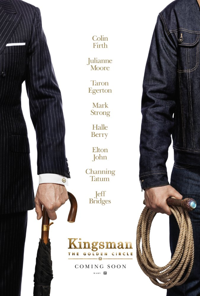 Kingsman: The Golden Circle 2017 Full Movie Free Download HD