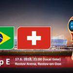 Brazil vs Switzerland Live Streaming Online on HD TV (FIFA World Cup 2018)