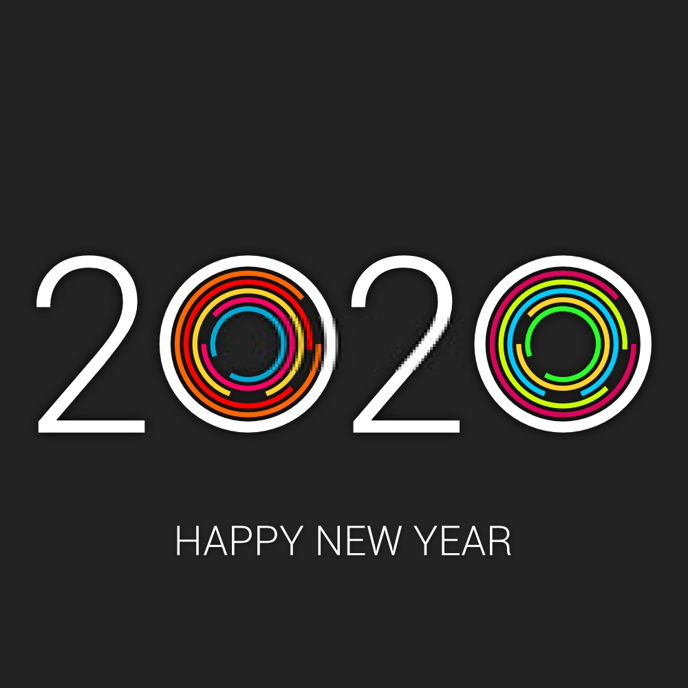 Happy New Year 2020 Images Pictures Wallpapers for Facebook