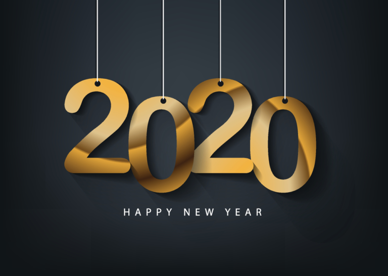 2020 Happy New Year Photos for Facebook Wallpapers Cover